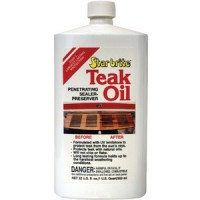 Star Brite, Teak Oil, Gal., 81600
