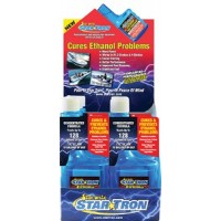 Star Brite, Star*Tron<lt/>Sup<gt/>&Reg;<lt/>/Sup<gt/> Gas Additive Mini Countertop Marine Display, 93615