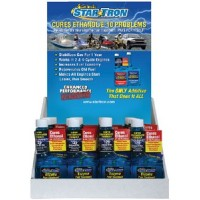 Star Brite, Star*Tron<lt/>Sup<gt/>&Reg;<lt/>/Sup<gt/> Gas Additive Countertop Marine Display, 93625