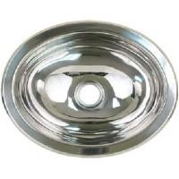 Scandvik, Stainless Steel Basin - Mirror Finish, 10280