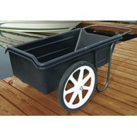 Taylor Made Products, Dock Cart W-Solid Tires, 1060