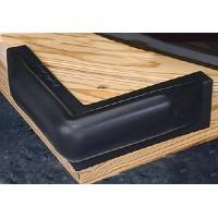 Taylor Made Products, Corner Dock Bumper Black 10