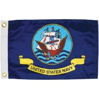 Taylor Made Products, 12X18 Navy Flag, 5621