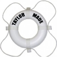 Taylor Made Products, Life Ring Lettering Kit, 600015
