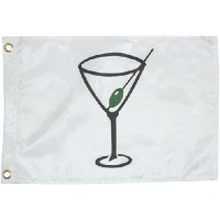 Taylor Made Products, 12 X 18 Cocktail Flag, 9118