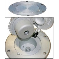 Todd, Flush Mount Posi-Lock Base, 6900