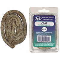 Western Pacific, Flax Packing 3/16 X2' Retail, 10002