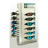 Yachter's Choice, 18 Piece Sunglass Display Unit Only, 40188