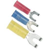 Ancor, 12-10 #10 Flanged Spade 25, 210323