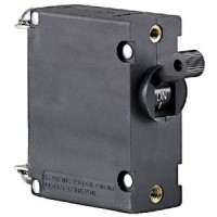 Ancor, Circuit Breaker 25 Amp Std Black, 551525