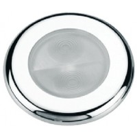 Aqua Signal, Bogota 4-LED Round Light W/St, 164057