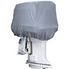 Attwood, 115-225 HP Outboard Motor Hood, Cotton Canvas, 10544