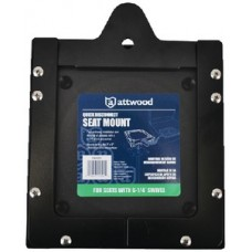 Attwood, Quick Disconnect Seat Mt 6 1/4, 11602D1