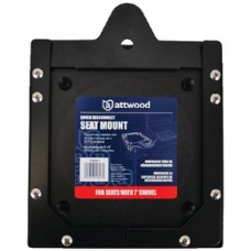 Attwood, Quick Disconnect Seat Mount 7, 11603D1