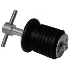 Attwood, Drain Plug S.S. T-Handle, 7518A3