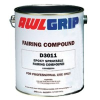 Awlgrip, Sprayable Fairing Compount, Base Gal., D3011G
