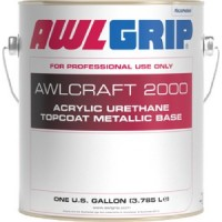 Awlgrip, Awlcraft 2000, Clear, Gal., F3029G