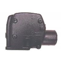 Barr Manifolds, Elbow-3 0Deg V6-V8 Marine Pwr, MC2098502