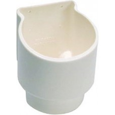 Beckson, Insulftd Can Holder White, HH61