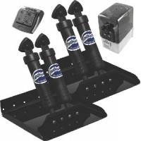 Bennett, 12 x 12 Performance Sport Tabs System w/Rocker Switch Control, ST12