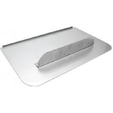 Bennett, 304 grade stainless steel. Transom mount. Priced per each. Plane only., TPO1212