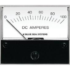 Blue Sea, Ammeter & Shunt Comb. 0-100Amp, 8017