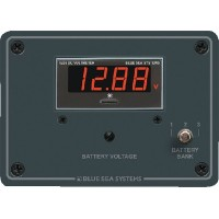 Blue Sea, DC Digital Voltmeter Panel, 8051