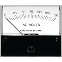 Blue Sea, Volt Meter Analog 0-150 Vac, 9353
