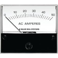 Blue Sea, Ammeter Ac + Coil 50A, 9630