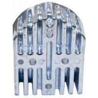 Bossler & Sweezey, Mercury Anodes - Zinc, BSMM43994