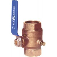 Buck Algonquin, Ball Valve Low Profile 1/2