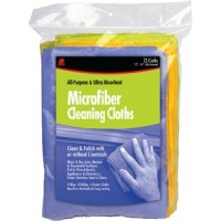 Buffalo Industries, Microfiber Cleaning Cloths, 65003