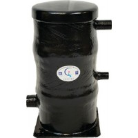 Centek Industries, Combo-Sep Gas/Water Separator Muffler, 1040200