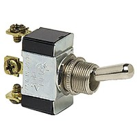 Cole Hersee, On-Off-On Toggle W/3 Leads, 5586BP
