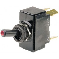 Cole Hersee, Toggle Switch/Illuminated Tip, M5411102BP