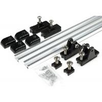Carver, 4' Slide Track Kit 1Pr/Pk, 62002
