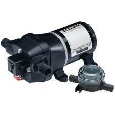 Flojet, Quad Series Water Jet Washdown Pump Kit w/Strainer, 04305144A