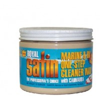 Garry's Wax, Royal Satin Creme Wax, Quart, G129