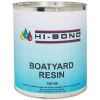 Hi Bond, Boat Yard Resin Qt W/Hardener, 700197