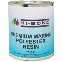 Hi Bond, Polyester Resin Gal., 701020