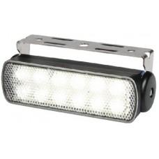 Hellamarine, Sea Hawk LED Deck Floodlight, Black, 980670301