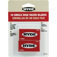 Hyde Tools, Single Edge Razor Blades, 13110