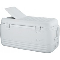 Igloo, Quick & Cool 100 Qt Cooler Wht, 11442
