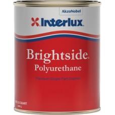 Interlux, Brightside Polyurethane, Black, 1/2 Pt., 4258HP