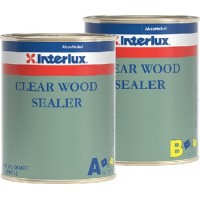 Interlux, Clear Wood Sealer Curing Agent, YVA328QT