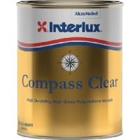 Interlux, Compass Clear Varnish, Qt., YVA502Q