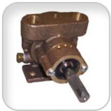 Westerbeke 024102, Pump, Sea Water, Part 24102