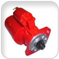 Westerbeke, Motor, starter 12vdc 1.2kw, 034552