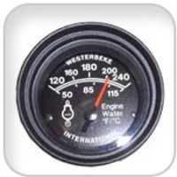 Westerbeke 037601, Meter, Water Temperature, Part 37601