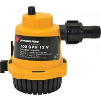 Johnson Pump, 500 Gph Proline Bilge Pump, 22502